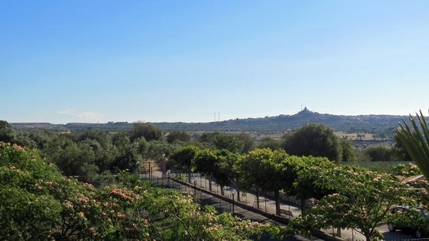 View towards Solarino