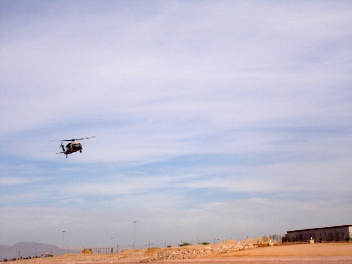 Ilmassa_kommandojen helikopteri_2