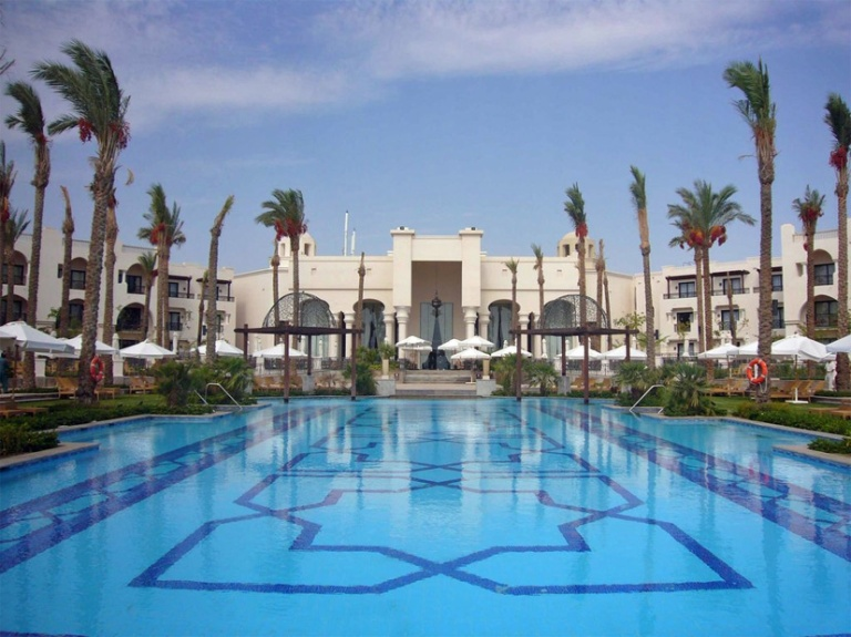InterContinental The Palace_Port Ghalib_Swimming pool