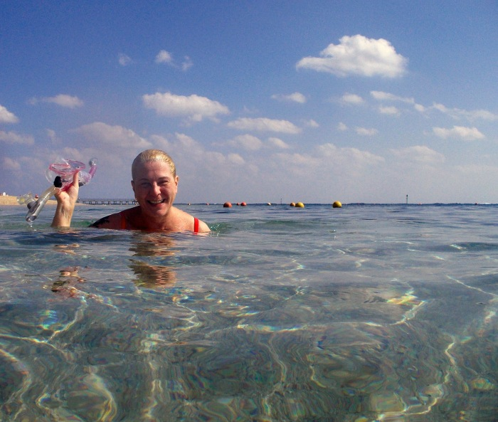 JH in the Red Sea
