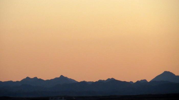 Sunset PG Egypt