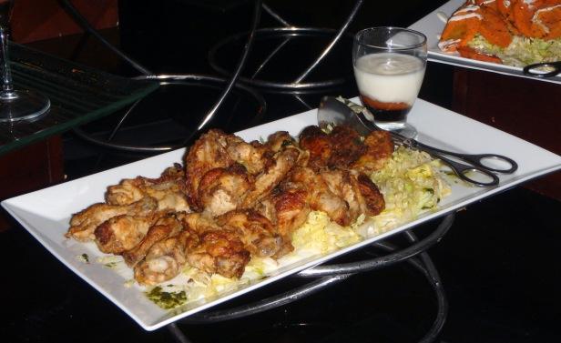 PG Olive ravintola pääruoka I