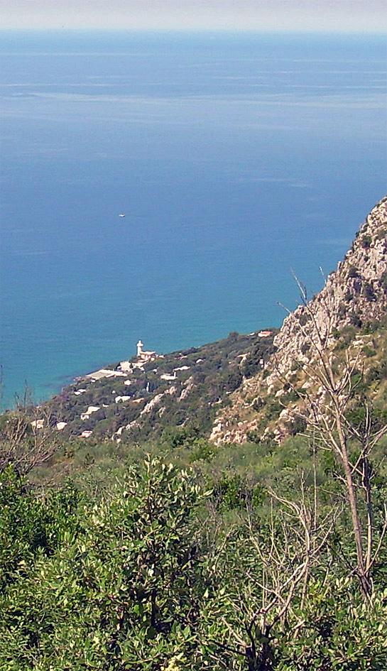 view from monte circeo 4