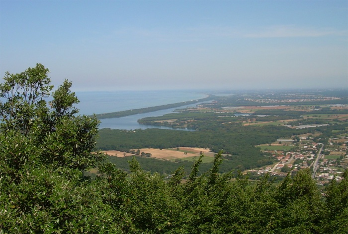 View from Monte Circeo_2